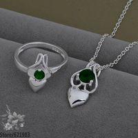 AS538 fashion jewelry set 925 sterling silver jewelry set /dasalrza fkkaobra