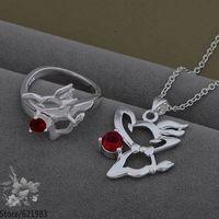 AS534 fashion jewelry set 925 sterling silver jewelry set /daoalrva fkgaobna