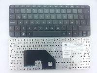 The New Latin laptop keyboard for HP MINI 110-3000 CQ10 MINI110-3524 MINI110-3069TX CQ10-500 LA Black MP-09K86LA-E45 KEYBOARD