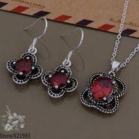 AS550 fashion jewelry set 925 sterling silver jewelry set /dbealsla fkwaocda