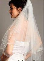 Bride Veil Wedding Wedding dress Fitting 2T + Comb