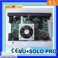 Vu Solo pro BlackHole image Accept Original Software DVB-S2 Linux Digital Full HD Satellite Receiver PVR Free Shipping 2pcs