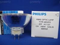 PHIL OPTIC LAMP TYPE 6834FO EFP 12V100W 12V 100W GZ6.35 halogen lamps