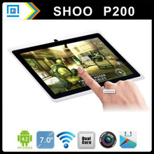 7 inch android tablet pc A23 Q88 android 4 0 DDR3 512MB ROM 4GB Wifi dual