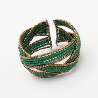 Aliexpress Hot Sell European Charm Bracelet  Bohemia Beaded Bracelet Openings!#98315