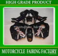 Fairing kit for  CBR250RR MC22 1992 - 1998 CBR250RR 1991 1993 - 1998 body work all black RX3a