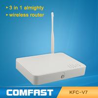HOT! wireless router ADSL2+ modem router comfast TG585V7 dsl wireless rotuer thomson v7 4ports adsl