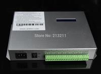 AAA T-300K T300K SD Card online VIA PC RGB Full color led pixel module controller  8 ports 8192 pixels ws2811 ws2801 lpd6803