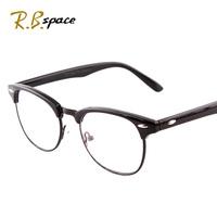 Fashion pc mirror radiation-resistant glasses male Women pc mirror plain mirror anti-fatigue computer goggles