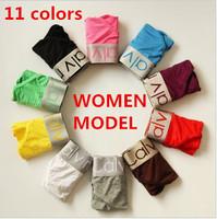 4 pcs/Lot Best Quality WOMEN's Cueca Boxer Shorts LADY Modal Boxers Underwear Women Panties For Women