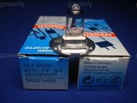 Topcon  slit  lamp SL 3E lamp osram 64250  6V20W  G4  Customize