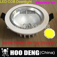Super 3w 5w 7w LED COB Ceiling Light Cool White Warm White LED Down Light