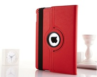 Antiskid Lichee Pattern Flip Stand Cases For 9.7 inch Tablet MID Supebric PU Leather Cover Case For iPad 2 3 4 , Freeshipping