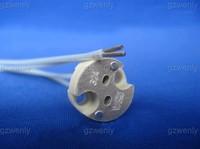 VS 324 halogen lampholder G4 G5.3 G6.35 high temperature wire