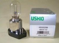 USHIO #8000299 SM-8c102 6V30W LS30 O L Y M P U S inverted microscope / vintage microscope special bulbs
