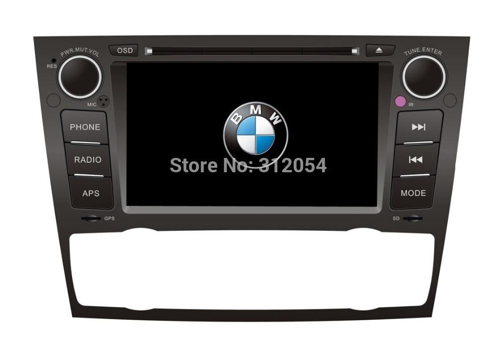Pure android 4.2.2 car pc for BMW E90 Saloon,E91 Touring,E92 Coupe,E93 ,7INCH,DVD,GPS ,dual-core,OBD,DVR,portable hardisk 2000GB(China (Mainland))