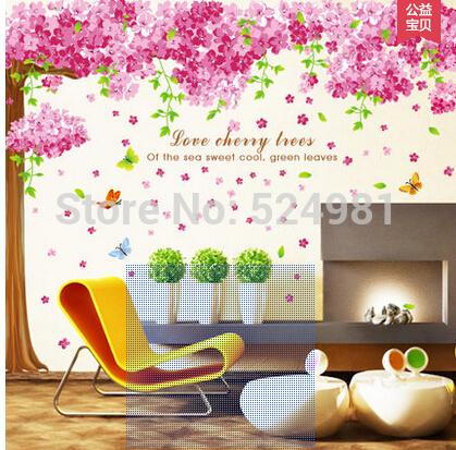 Online kopen wholesale meisjes kamer muurschilderingen uit china meisjes kamer muurschilderingen - Deco romantische ouderlijke kamer ...