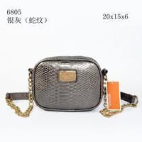 2014 fashion female mini chain shoulder bag luxury brand women snake pattern messenger bag lady casual small evening handbag