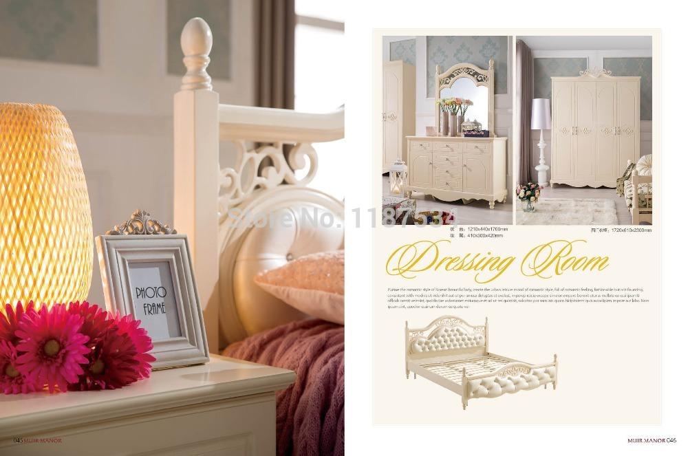 8118 Modern furniture bedroom furniture wooden dresser dressing table dresser cabinet(China (Mainland))