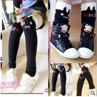 Children's clothing female child 2014 spring female knee-high socks child socks female kid's socks ankle sock