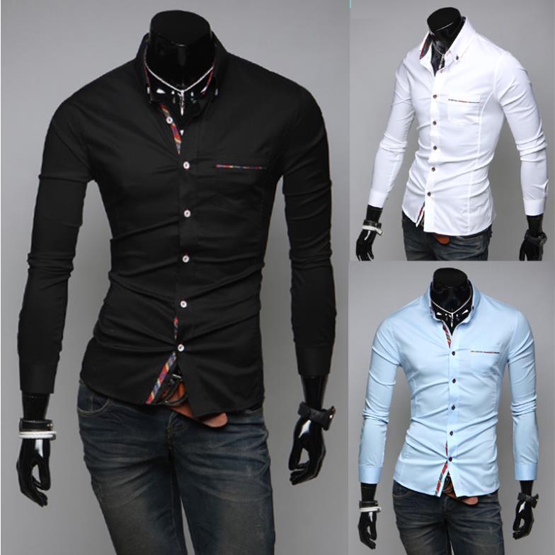 Designer Clothes From China Free Shipping free shipping men shirts