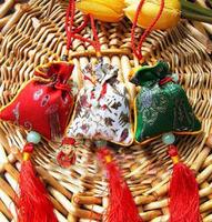 Customize silk t sachet jiqingyouyu sachems sachet lavender flavor