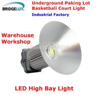 High quality 120w led high bay light 120 watt led industrial light BridgLux chip Led driver 85~265v Free Shipping