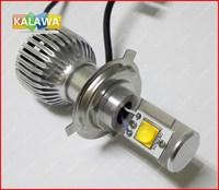 Newest H4 60W 8000LM 4th Generation CREE LED Car Headlight Car Fog light  headlamp GGG