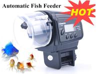 New 2014 Pet Automatic Aquarium Fish Feeder aquarium fish Food Auto Timer Feeder Free Shipping