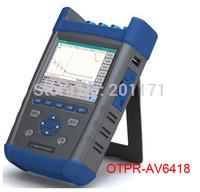 Top-selling free shipping Fiber OTDR equipment AV6418