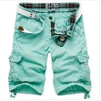Best sale shorts cargo men fashion Camo Cargos men Shorts Knee-length shorts men SIZE 30-44 5colors