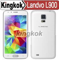 Landvo L900 5.0'' QHD IPS 960x540 Screen Android Smart Phone with MTK6582 Quad Core CPU 1GB RAM 4GB ROM + Dual Camera + Dual SIM