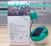 IN Stock ! N310 Green Housing Solar Lamp Garden 3.7V 500mA LED Solar Light Outdoor for Emergency USB Charging