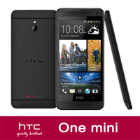 Free Shiping Original Unlocked HTC One Mini Cell Phone Android GPS WIFI 4.3''TouchScreen 16GB Internal Smart Phone