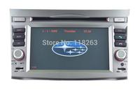 7 inch Car head unit for Subaru Outback/ Legacy car dvd player support GPS TV Radio iPod BT USB SD