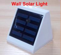 Free Shipping White Waterproof Solar Garden Light, LED Solar Light Outdoor For Fence Garden