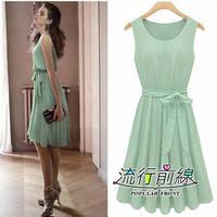 Женское платье 2colors 1145