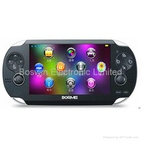 Hot 4.3 inch Double Rocking Bar MP5 Game player