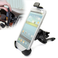 Universal 360 Rotating Car Air Vent Mount Holder Stand for Mobile Cell Phone GPS