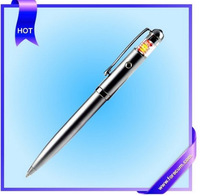Free Shipping detector pen RF Bug Detector security Camera Finder Pen RF Detector Pen Auto detects the  wireless signals