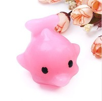 20Pcs/Lot  7*6*4.2CM  Promotion Gift ! Wedding Gift Top Creative Fish Children Washing Cleaning Face Essential Oil Soap