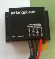 7A IP68 Solar charge controller for Street light PV system in energy Solar power regulator