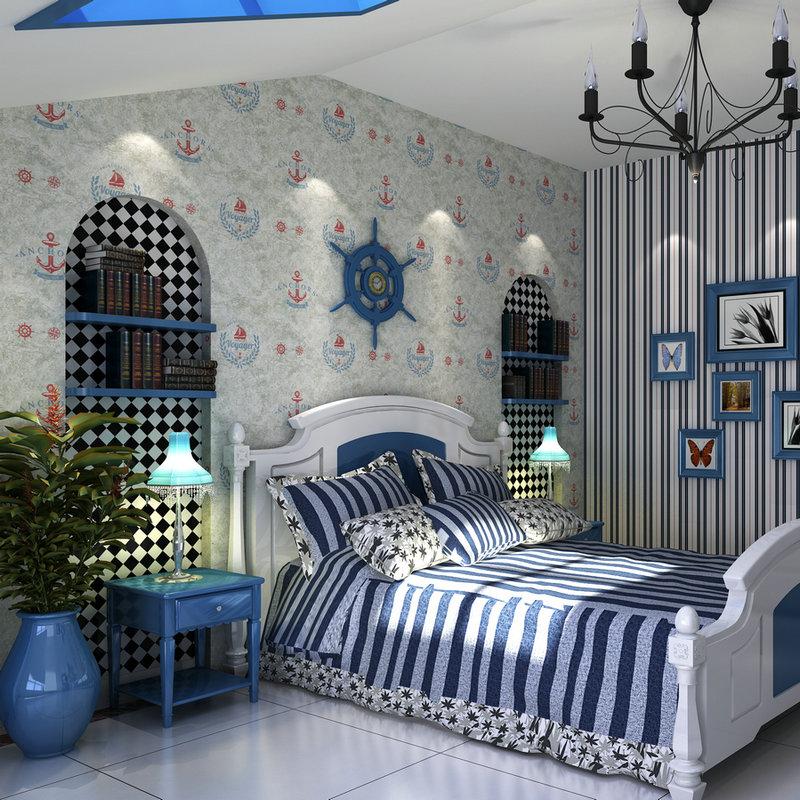 Online kopen wholesale beddengoed voor jongens kamer uit china beddengoed voor jongens kamer for Trend wallpaper voor volwassen kamer