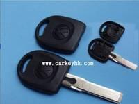 2014 New product VW Passat transponder key shell VW  key cover VW  key blank