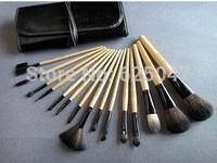 15 make-up brush brush colour makeup tools high quality silk wool makeup brush