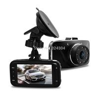 2014 Newest Full HD Car DVR 2.7'' GF8000H 1080P 30fps 720P 60fps G-sensor Motion Detection Car Camera Recorder GF8000H In Stock