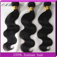OM Hair: Unprocessed Virgin Malaysian Hair Body Wave 8-28inch 100g/pcs Bella Dream Hair Malaysian Human Hair Weave Free Shipping