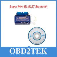 2014 Newest Super Mini ELM327 Bluetooth V2.1 OBD2 ELM 327 Wireless Scan Tool OBDii / OBD2 ELM 327 Bluetooth