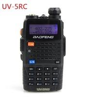 BF-UV5RC dual band walkie talkie 5W 128CH VHF + UHF 136-174MHz+400-480MHz DTMF Two-Way Radio Walkie Talkie  hot sell