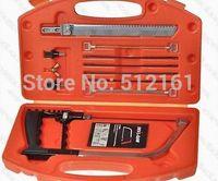 11 versatile multi-purpose hand saw combination tool box metal box saws